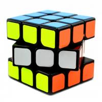 головоломка кубик 3x3 для спидкубинга MoYu SuLong (Мою СуЛонг), чёрный