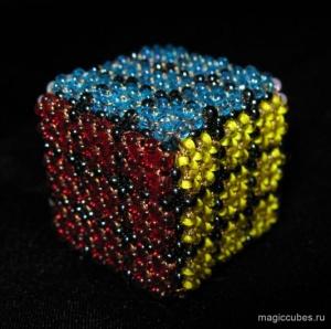 magiccubes.ru_кубик Рубика и головоломка Пирамада из бисера