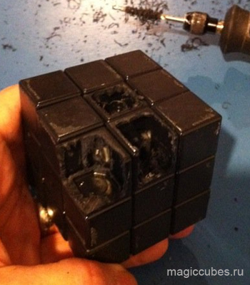magiccubes.ru_кубик Рубика в виде мозга