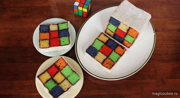 magiccubes_вкусности в виде кубика Рубика