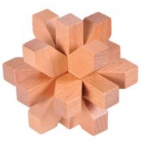деревянная головоломка Морской Анемон