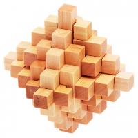 деревянная головоломка Пагода большая