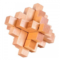 деревянная головоломка Пагода малая