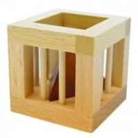 деревянная головоломка Клетка