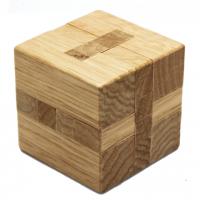 деревянная головоломка Куб
