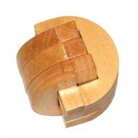 деревянная головоломка Узел