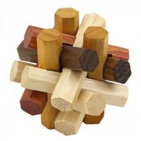 деревянная головоломка Хитросплетение