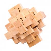 деревянная головоломка Лесной Сурок