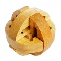 деревянная головоломка Сфера 2