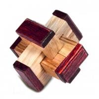 деревянная головоломка Перекрестие