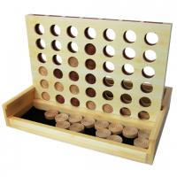 деревянная игра Четыре в Ряд