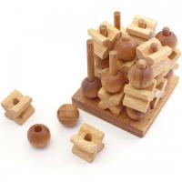 логическая игра Крестики Нолики 3D