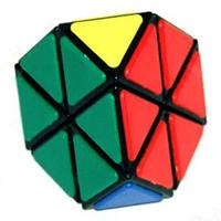 головоломка усечённая Пирамидка с пластиковыми шильдами марки Guo Jia