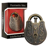 металлическая головоломка Замок / Lock
