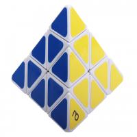 головоломка Пирамидка белая марки QJ