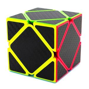 головоломка кубик Скьюб Карбон (Skewb Carbon Z-cube)