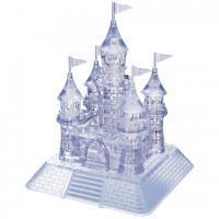 Пазл головоломка 3D Crystal Puzzle Замок со светом и музыкой