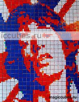 magiccubes.ru_картины из кубиков-рубиков_портрет Мика Джеггера