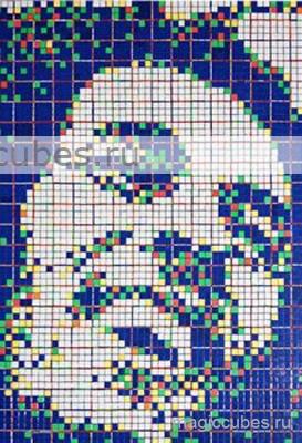 magiccubes.ru_картины из кубиков Рубика_портрет Боба Марли