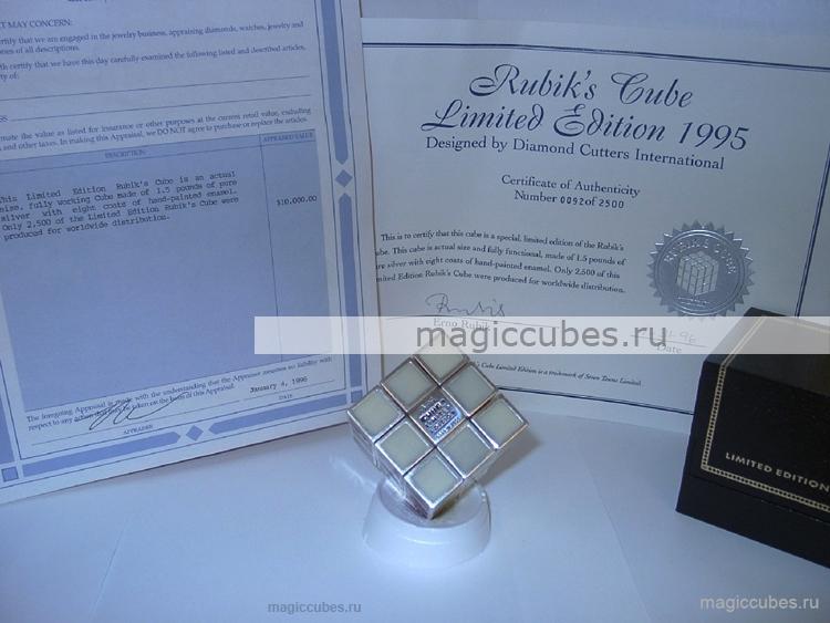 magiccubes.ru_кубик Рубика из серебра