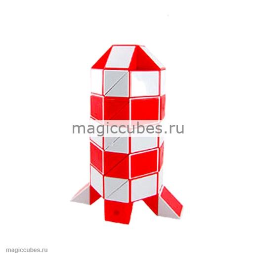 Фигурки змейка из змейки рубика схемы сборки